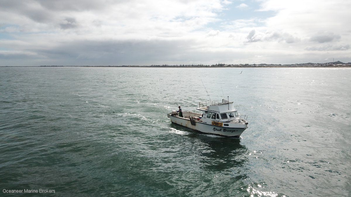 FL34 Custom Warnbro Sound Crab Fishery Permit – Used & New Commercial Boats for Sale In WA, Australia