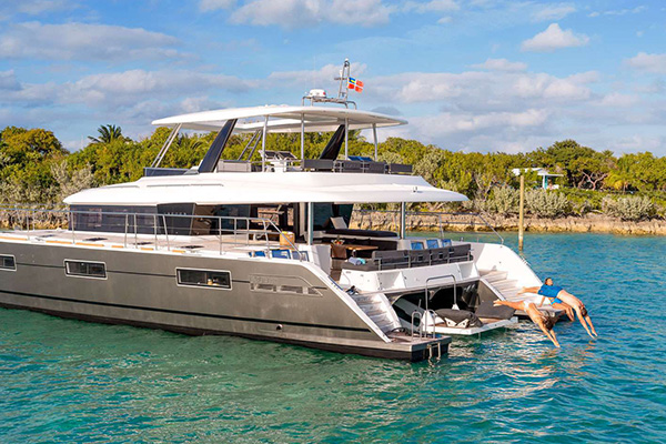 Caribbean Charter | Professional Crewed Yacht Charters