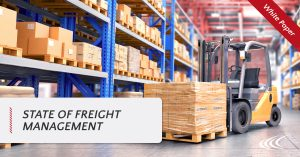 [WHITE PAPER] The State of Freight Management