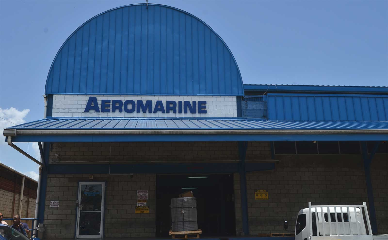 Aeromarine | shipping via the sea