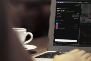 Interactive Brokers enables traders to create a Custom Algo Order with IBot