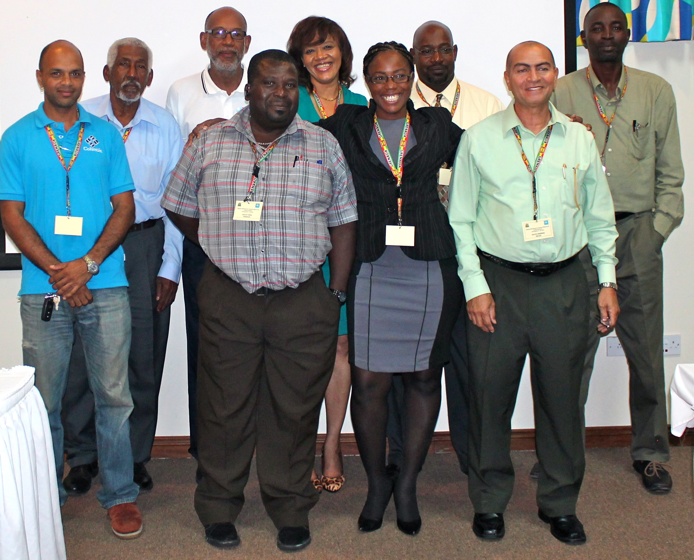 Caribbean Customs Brokers Met in Grenada to re-organise their Association