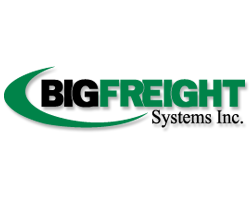 Big Freight Systems – Canada Freight and Trucking