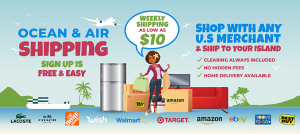 Island Bargains Shopping | Shop, Ship & Save