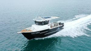 SN 1324 McBoats 8.5m Custom Walkaround – Used & New Commercial Boats for Sale In WA, Australia