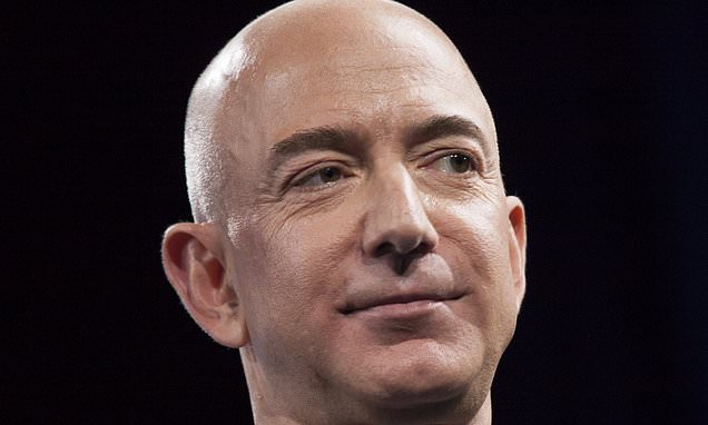 Amazon founder backs  British freight logistics firm