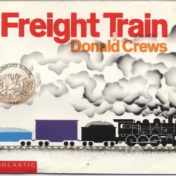 Editions: Freight Train by Donald Crews