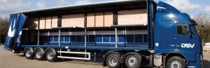 Tailored freight management and distribution solutions