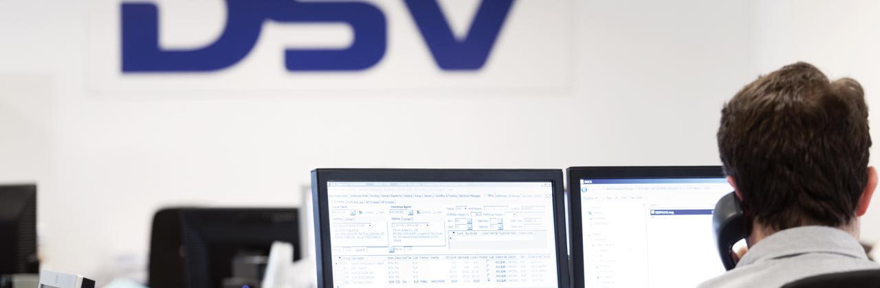 Freight Forwarding | DSV