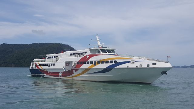 FERRIES FOR SALE and PASSENGER FERRY'S FOR SALE