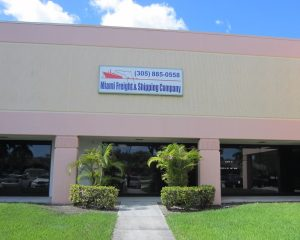 Miami Freight and Shipping Company