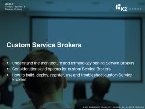 Custom Service Brokers