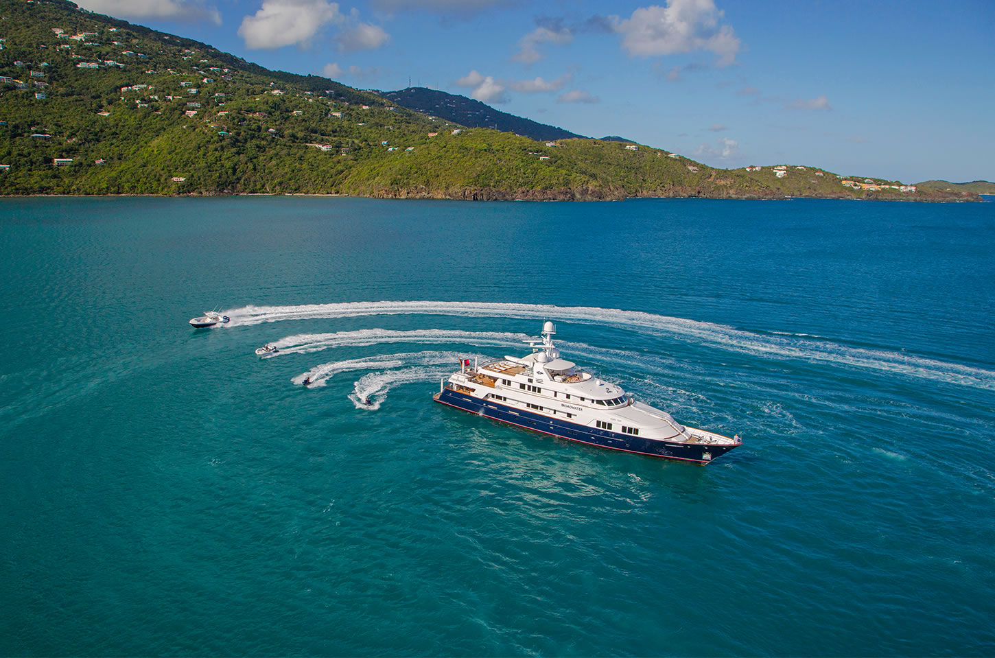caribbean Yachts for Sale | Worth Avenue Yachts