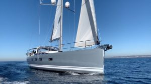 Largest selection of new and brokerage yachts and boats on the West Coast.