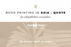Request Quote Book Printing – Asia Form