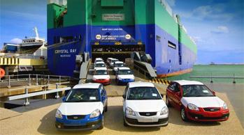 ICS – International Car Shipping