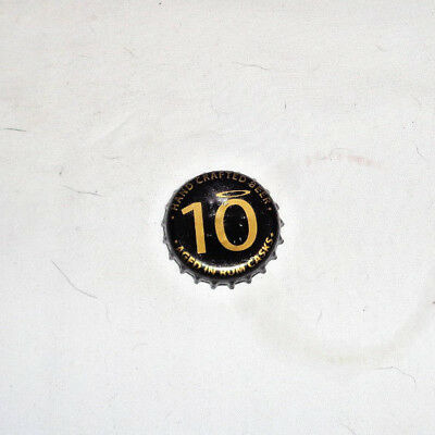 10 Saints Beer Bottle Cap Barbados Caribbean