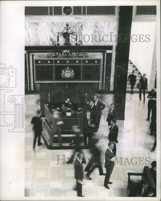 1962 Press Photo London Commercial Building for Brokers and Major News