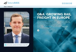 Q&A: growing rail freight in Europe – Future Rail | Issue 84