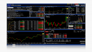Interactive Brokers' TWS platform to enable creation of custom Market Depth Trader order buttons