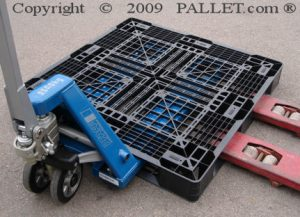 barbados Plastic Pallet 1100×1100 fit to Export into Container for shipping in all World Pallet.com Export Pallet to export all over the World