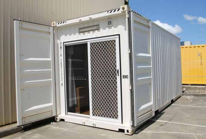 Container accommodation – Shipping Container Accommodation