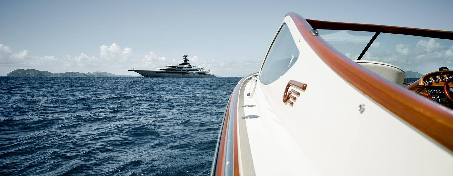 Expert Luxury Yacht for Sale & Purchase