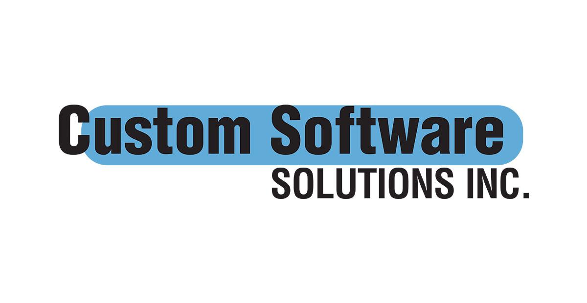 I-Client Customer Online Portal – Custom Software Solutions Inc.