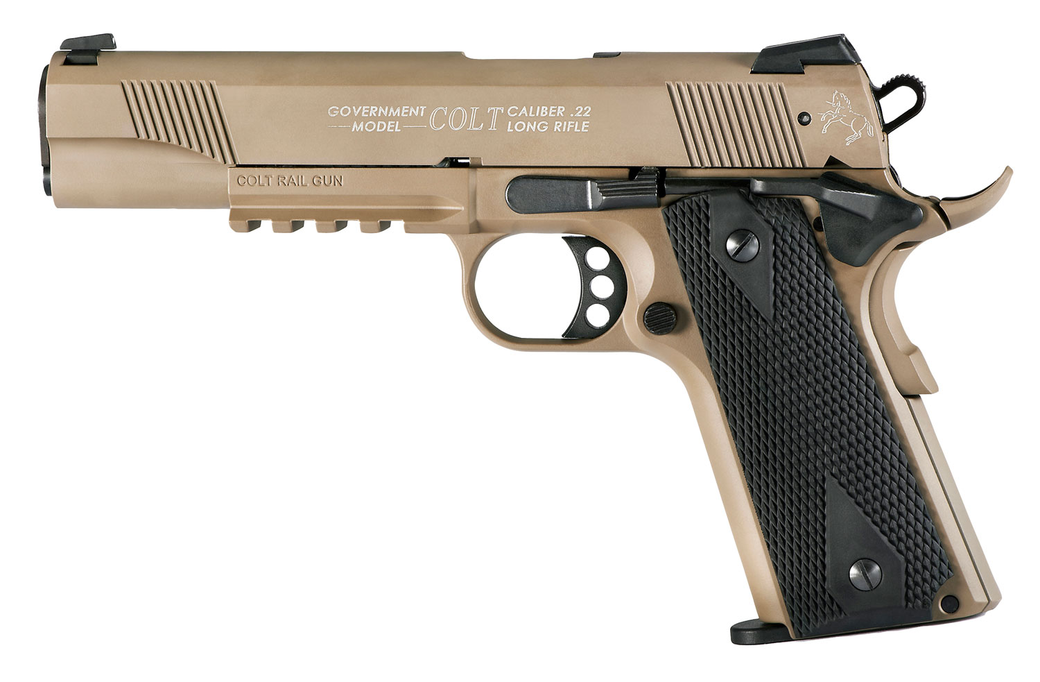 Walther 1911 Colt Government Tribute 5170310 | Gas & Brass Armory – R&R Sports