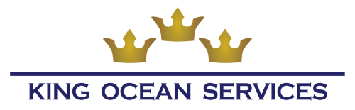 Global Shipping   King Ocean Services Container