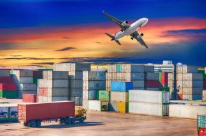 Fears air freight rates may soar even higher as tech launches loom