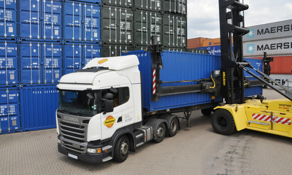 Pentalver | A Full Range Of Container Services
