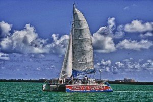 Florida Sailing Charters for individuals, private and corporate groups