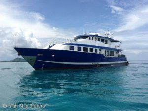 Custom Built Dive Vessel For Sale