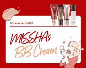 MISSHA: Innovative K-beauty, Korean skincare and makeup