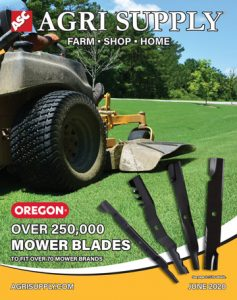 Agri Supply has farm supplies, tractor implements & mower parts.