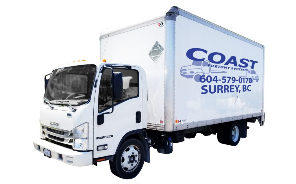 Van Deliveries, Flatdecks & Crane Truck Deliveries