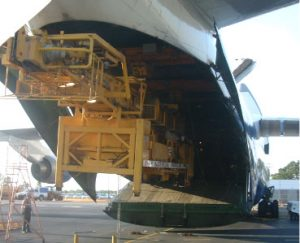 Project Freight Forwarding – Strang Engineered Logistics