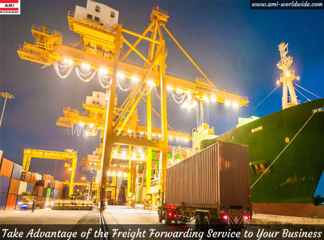 Freight-forwarding-service