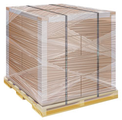Shipping goods from the U.S. overseas. Economy LCL service.