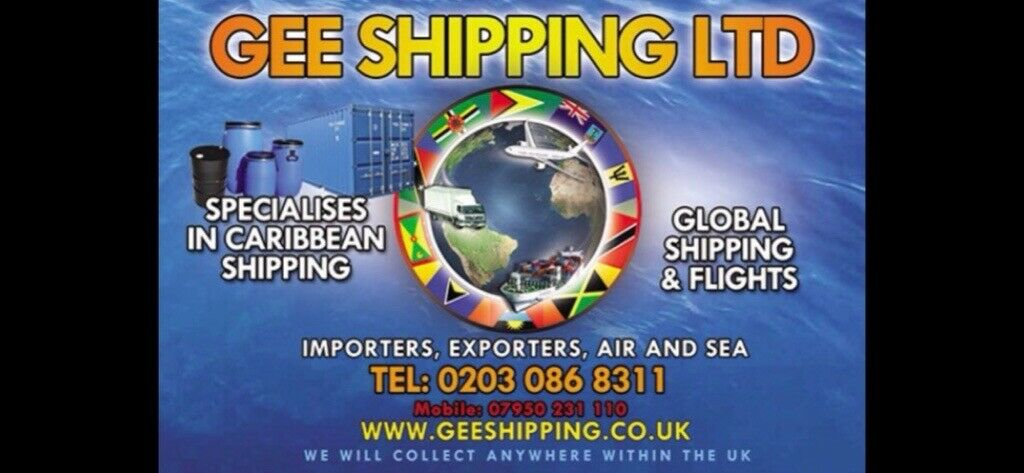 Cheap Shipping, Shipping to the Caribbean, Plastic Barrels, Containers, Steel Drums, Global Shipping | in Tower Hamlets, London
