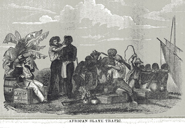 Slave Trade Routes | Slavery and Remembrance