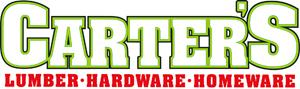 Carter's – Lumber Hardware Homeware