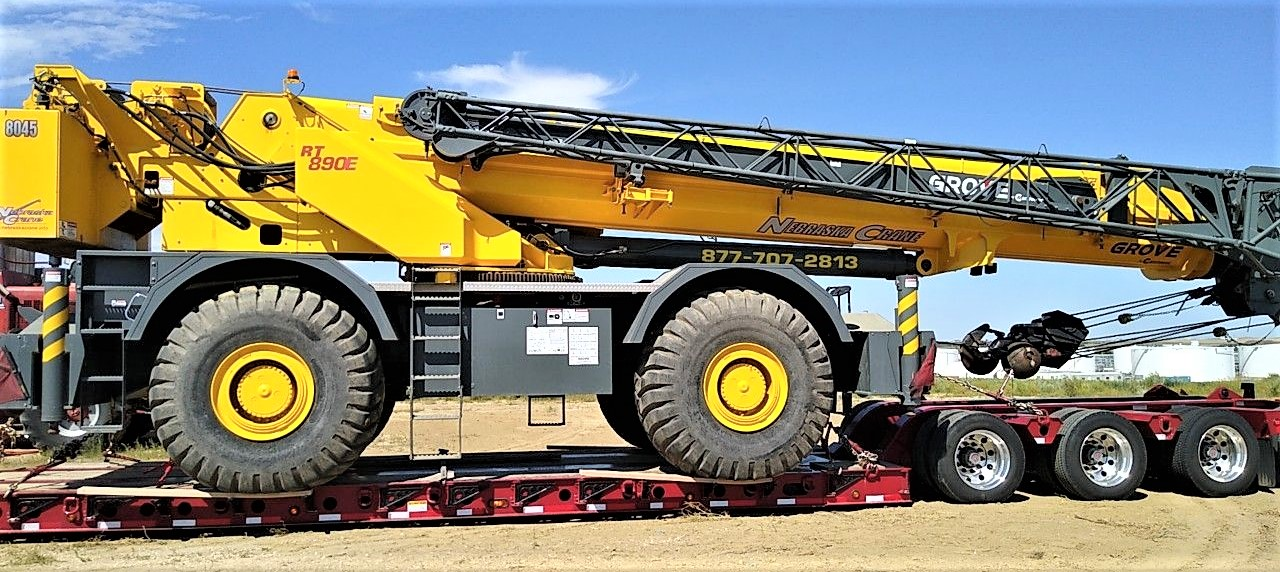 Heavy Haul Trucking, Transport Hauling, Shipping and Movers