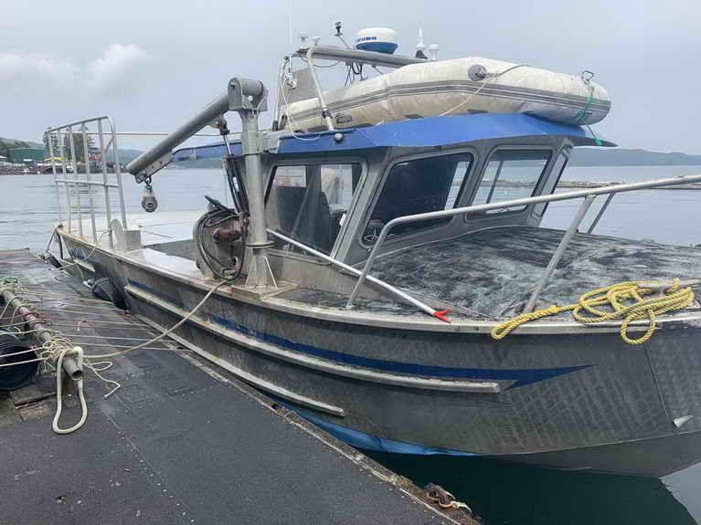 Commercial Crab Boats For Sale