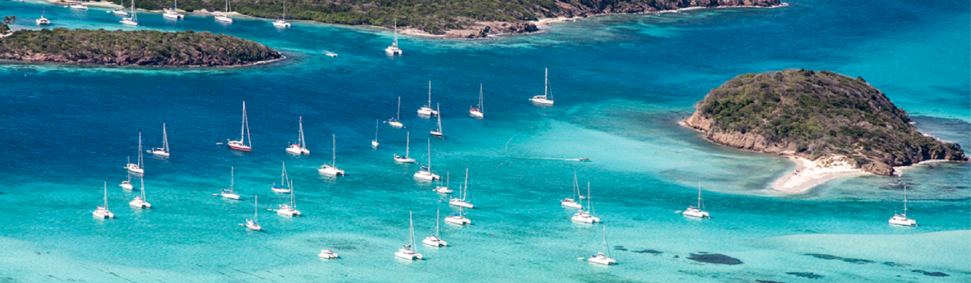 Crewed and Bareboat Yacht Charter | Caribbean Sailing