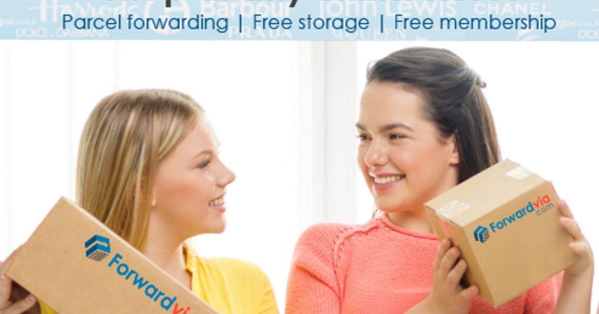 Shop In The UK & Ship Anywhere | Free UK Address