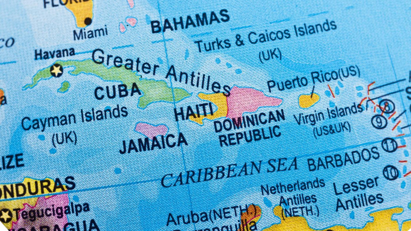 How Many Countries Are in the Caribbean?