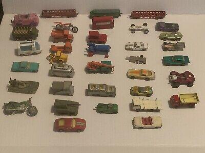Matchbox Lesney Hot Wheels Vintage Lot Of 36