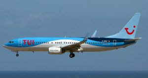 TUI cancels all flights and holidays from England and Wales during lockdown
